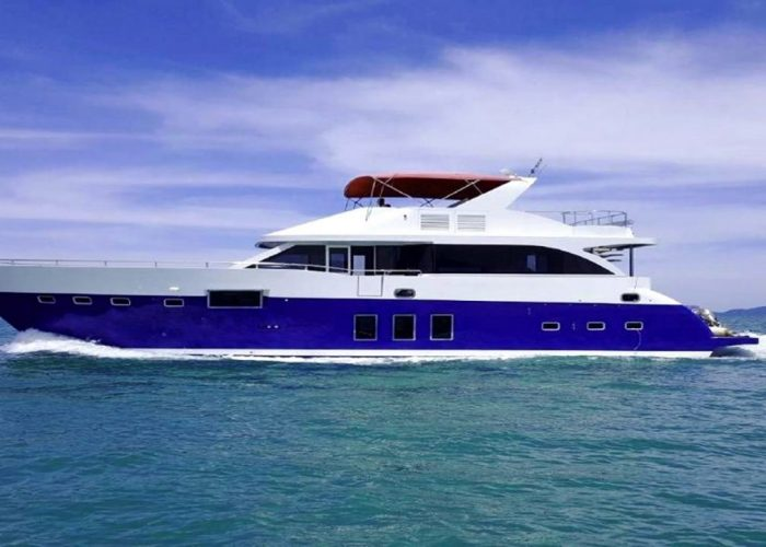 Wanderlust Adventures Yacht Anka 3