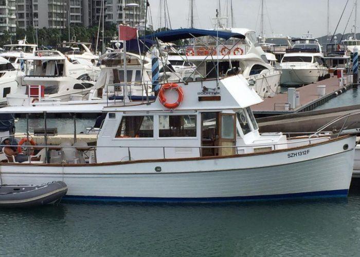 Wanderlust Adventures Yacht Boon Teik 17