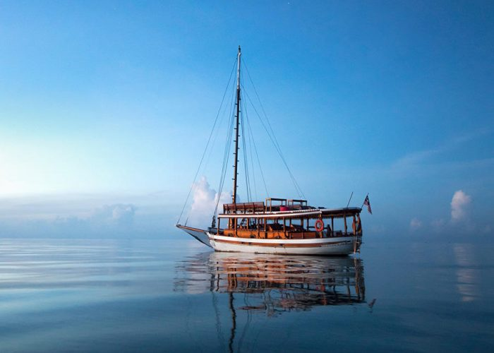 Wanderlust Adventures Yacht Damai Lagi - 3