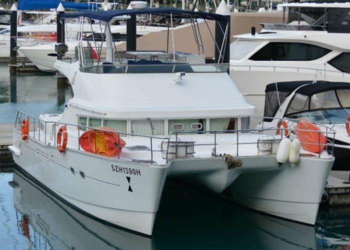 Wanderlust Adventures Yacht Leviathan 888 - 3