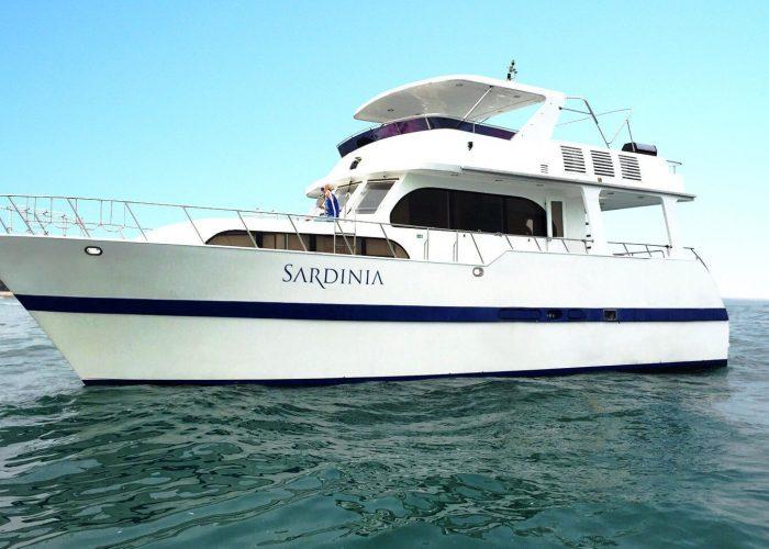 Wanderlust Adventures Yacht SG Sardinia - (1)