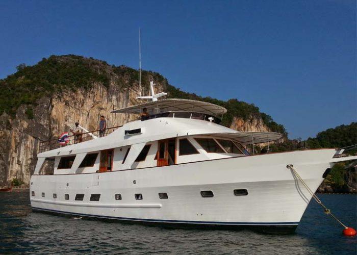 Wanderlust Adventures Yacht Siam Princess - 1