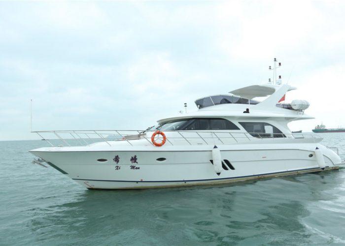 Wanderlust Adventures Yacht Ximan - 1