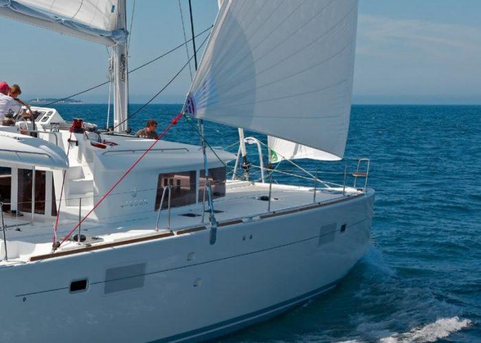 Wanderlust Adventures Yacht Zean Sea II - (2)